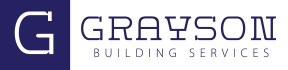 Logo - Link to Grayson Building Services homepage
